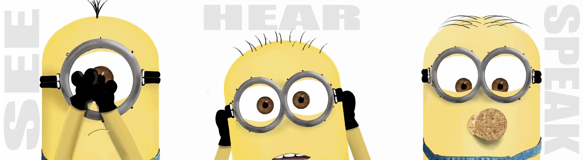 No Evil See No Evil Speak No Evil Cartoon See-no-evil-hear-no-evil    See No Evil Hear No Evil Speak No Evil