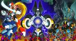 Mega Man X6 Poster