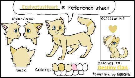 EucalyptusHeart's Reference (Minha Gata) by NBusanello