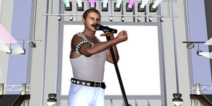 !Bohemian Rhapsody : FREDDIE MERCURY!