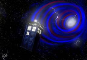 TARDIS by Maks10