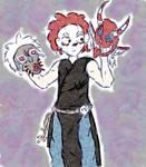 Masqueraider by LordAeonN