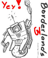 Claptrap by LordAeonN