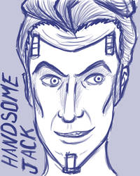 HANDSOME JACK by LordAeonN