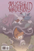 Alice in Wonderland by tinysnail