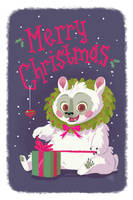 merry christmas by tinysnail