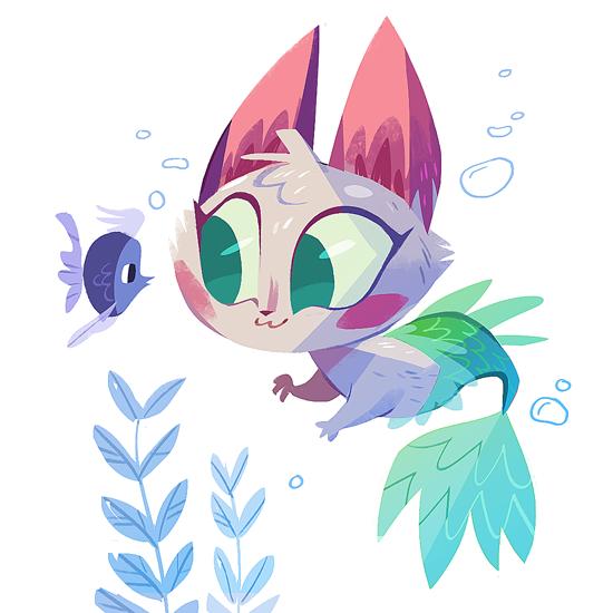 cafish by tinysnail