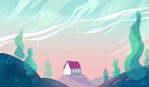 little house by tinysnail