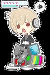 Mini Cheeb 22: Angry Gamer