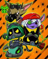 Omega Squad by Xyrise