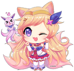 Star Guardian Ahri