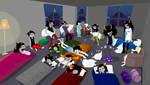 Night In: Respiteblock Party