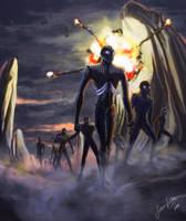 Death of the X allele. by SebasVishno