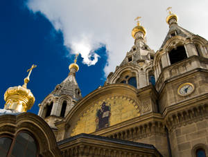 Russian church in Paris