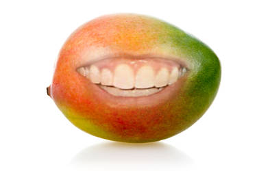 Mango Mouth 2 by skronlage