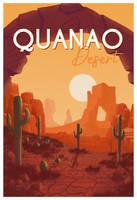 Quanao - Vintage Poster
