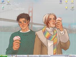 Screenshot by MissIronic