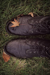 Autumn Boots by emmasea