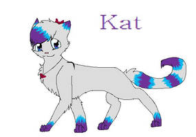 Kat by artfreak26