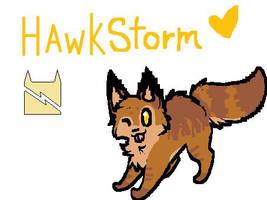 Hawkstorm by artfreak26
