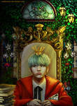 King Yoongi (Suga from BTS)