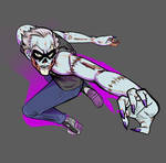Action pose- color!