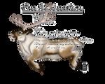 [F2U] Reindeer Base/Lineart