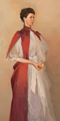 Mrs Robert Harrison copy by DavidCuriel