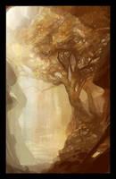 Boring tree by DavidCuriel