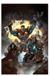 CABLE AND THE X-FORCE #3 cover