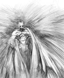 Batman_ by DavidCuriel