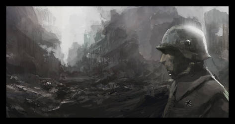Blitzkrieg by DavidCuriel