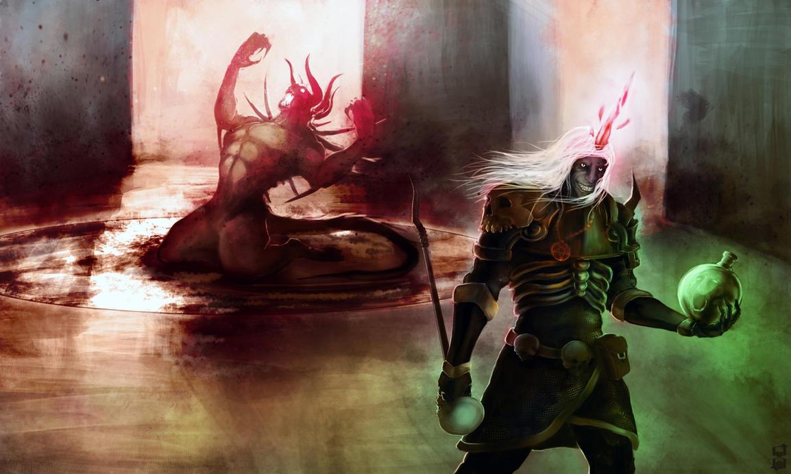 Lord of destruction by dekades8 on deviantart - Diablo 2 lord of destruction wallpaper ...