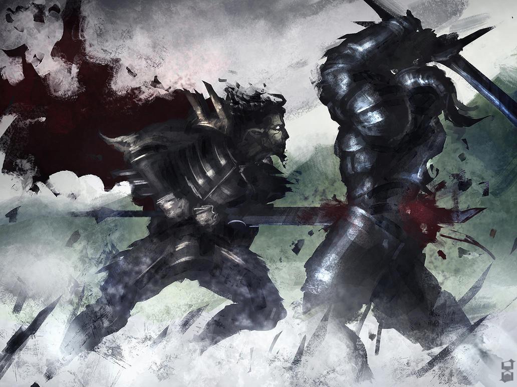 Guild Wars 2 fanart by dekades8