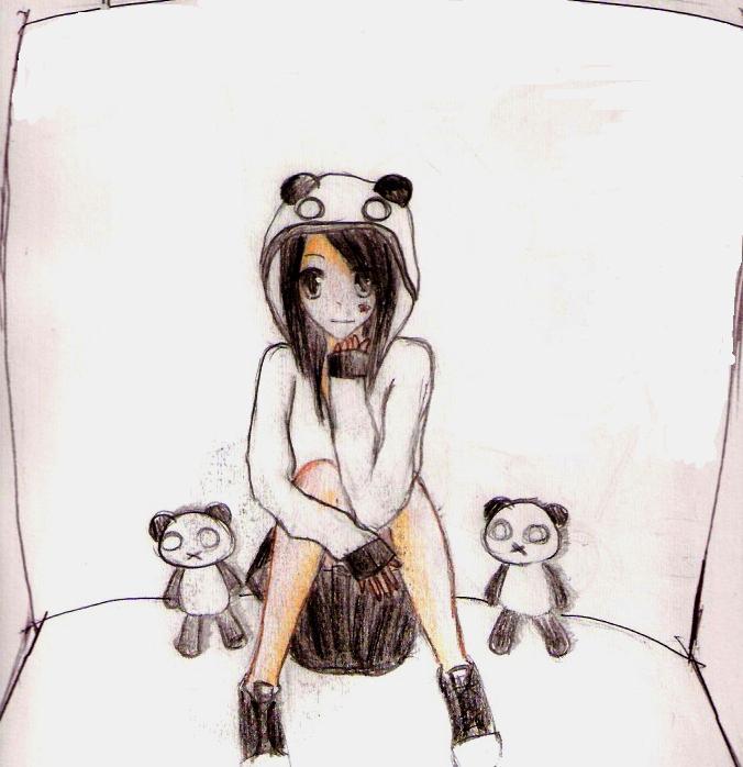 Panda House panda house:.pandaseatme on deviantart