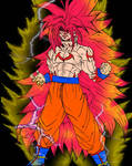 Goku ssj5 (eita versin , whit dbz clothes)