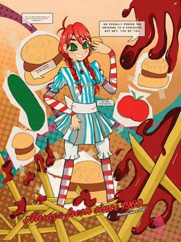 Sass...burger!