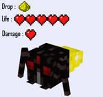 Minecraft Larva Mine