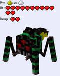 Minecraft Soldier Mine