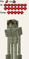 Minecraft Corpse Howler
