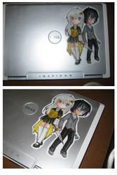 Pimp my laptop by Noire-Ighaan