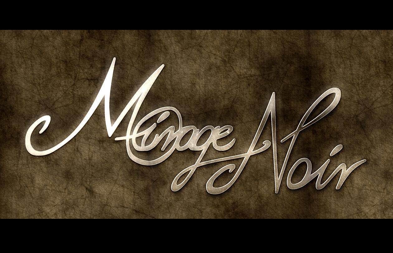 Mirage Noir:Logo by Noire-Ighaan