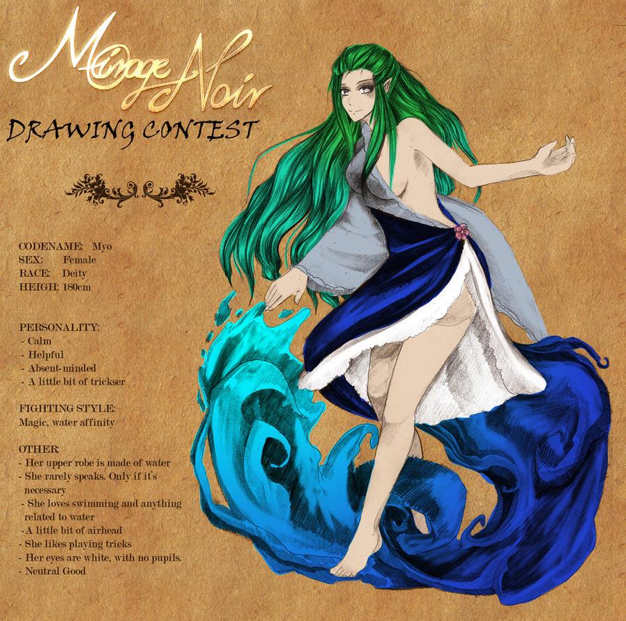 PROFILE - Myo by Noire-Ighaan
