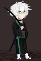 Chibi Samurai: Vesper by Noire-Ighaan