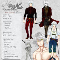 Vesper - Character Card by Noire-Ighaan