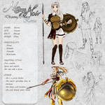 Kerria  - Character Card