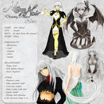 Noire - Character Card by Noire-Ighaan