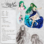 Myo - Character Card by Noire-Ighaan