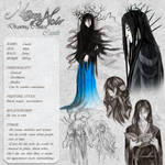 Canth - Character Card by Noire-Ighaan
