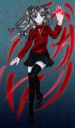 .Commission. Tohsaka Rin